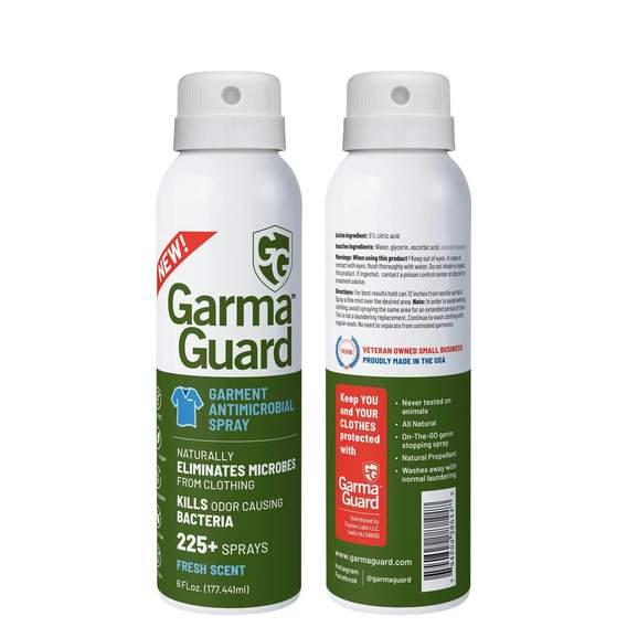 GarmaGuard Antimicrobial Spray