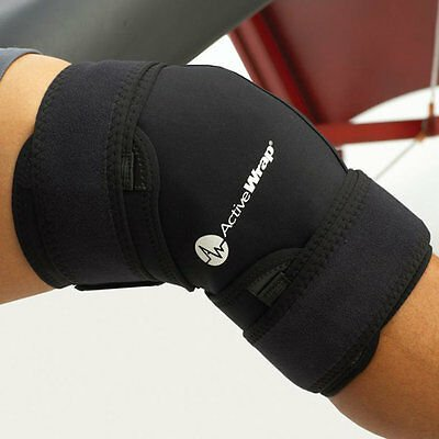 Active-Wrap Post Op Knee Cold Compression Wrap