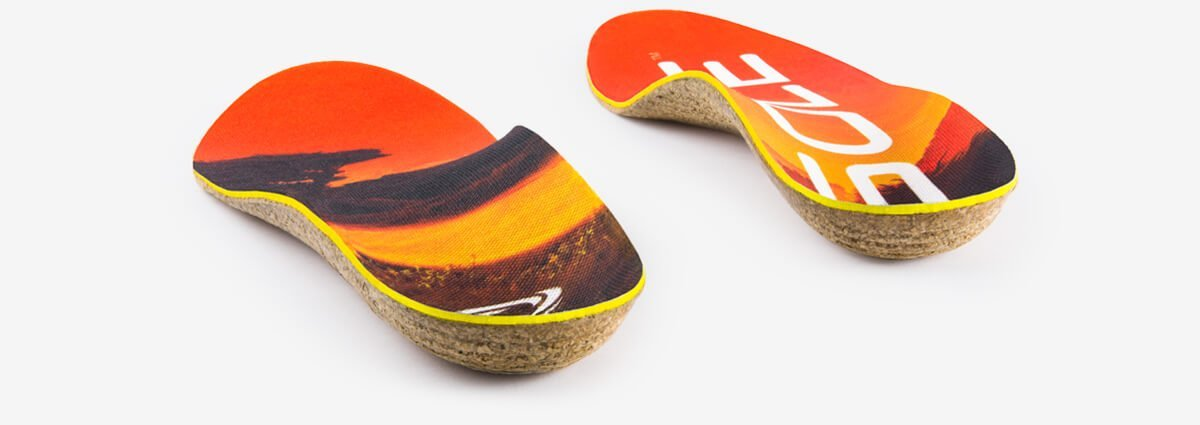 Performance Custom Molded Shoe Insoles ( Free Sizing and Molding in Store )